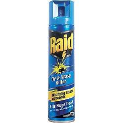 Raid Fly and Wasp Killer