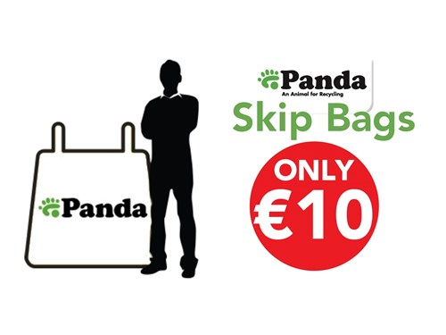 Panda Skip Bag 1250kg Bag