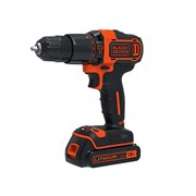 Black & Decker BDCHD18K 2 Speed Combi Drill 18 Volt