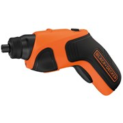 Black & Decker CS3651LC Screwdriver 3.6 Volt 1 x 1.5Ah Li-Ion