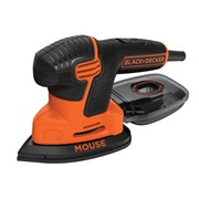 Black & Decker KA2000 Mouse Sander 120 Watt 240 Volt