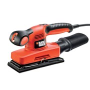 Black & Decker KA320EKA Orbital Sander 1/3rd Sheet 240 Watt