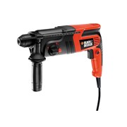 Black & Decker KD860KA SDS 3-Mode Hammer Drill 600 Watt 240 Volt