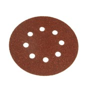 Black & Decker Perforated Sanding Discs 125mm