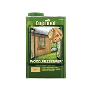 Wood Preserver Treatments