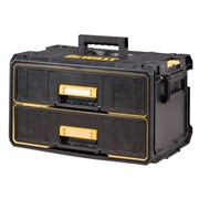 "DEWALT TOUGHSYSTEMâ""¢ DS290 2 Drawer Toolbox"
