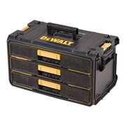 "DEWALT TOUGHSYSTEMâ""¢ DS295 3 Drawer Toolbox"