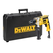 DEWALT D024K 13mm Keyless Percussion Drill & Case 701W 240V