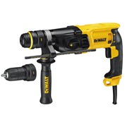 D25134K SDS 3 Mode QCC Hammer Drill 800 Watt