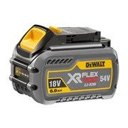 DEWALT XR FlexVolt Slide Battery 18/54 Volt 6.0Ah Li-Ion