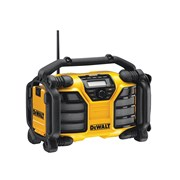 DEWALT DCR017 XR DAB Radio & Charger DC & Li-Ion Bare Unit