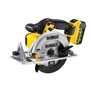 DCS391 165mm XR Premium Circular Saw 18 Volt