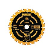 DEWALT Corded Extreme Framing Blade 165mm