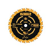 DEWALT Corded Extreme Framing Blade 184mm