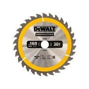DEWALT Construction Circular Saw Blades 160/165mm