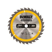 DEWALT Construction Circular Saw Blades 184mm