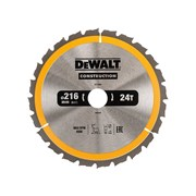 DEWALT Construction Circular Saw Blades 216mm