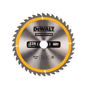 DEWALT Construction Circular Saw Blades 235mm
