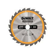 DEWALT Construction Circular Saw Blades 250mm
