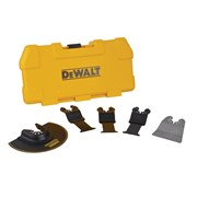 DEWALT DT20715 Multi-Tool Accessory Blade Set 5 Piece