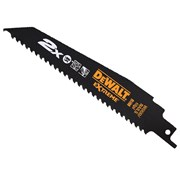 DEWALT 2X Life Wood & Nail Reciprocating Blades (5)