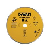 DEWALT Ceramic Diamond Tile Blade 254mm x 25.4mm