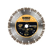 DEWALT Extreme Wet & Dry Use Diamond Blade 230 x 22.23mm