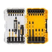 "DEWALT DT70730T FLEXTORQâ""¢ Screwdriving Set, 25 Piece"