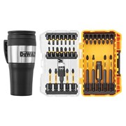 "DEWALT DT70736TM FLEXTORQâ""¢ Screwdriving Set, 32 Piece + Mug"