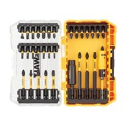 "DEWALT DT70743T FLEXTORQâ""¢ Screwdriving Set, 32 Piece"