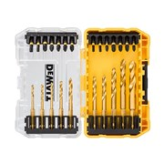 "DEWALT DT70748T FLEXTORQâ""¢ Drill Drive Set, 24 Piece"