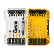 "DEWALT DT70749T FLEXTORQâ""¢ Drill Drive Set, 25 Piece"
