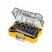 DEWALT DT71516 Socket & Screwdriving Set 24 Piece
