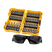 DEWALT DT71540 High Performance Brushless Screwdriving Bit Set 53 Piece