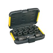 DEWALT DT7506 Impact Socket Set 17 Piece