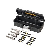 DEWALT Impact Torsion Screwdriving Set 15 Piece