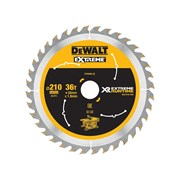DEWALT Xtreme Runtime FlexVolt Table Saw Blades 210mm