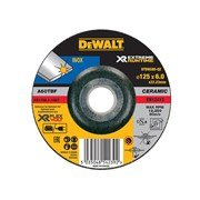 DEWALT FlexVolt Xtreme Runtime Metal Grinding Disc 125mm