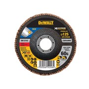 DEWALT FlexVolt Xtreme Runtime Flap Disc 125mm