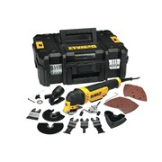 DWE315KT Multi-Tool Quick Change Kit & TSTAK 300 Watt