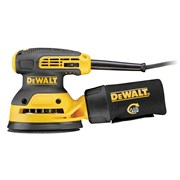 DEWALT DWE6423 125mm Random Orbit Sander 280 Watt
