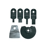 Einhell 6 Piece Starter Kit for BT-MG180 Multi Tool 240 Volt