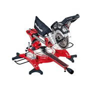 Einhell TC-SM 2131 Dual Sliding Mitre Saw & Laser 210mm 1500 Watt 240 Volt