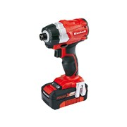Einhell TE-CI 18 LI Power X-Change Brushless Impact Driver 18 Volt 1 x 4.0Ah Li-Ion