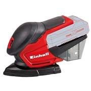 TE-OS 18LI Power X-Change Cordless Sander 18 Volt Bare Unit