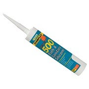 Everbuild Bath & Sanitary Silicone Sealants 500