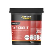 Everbuild Fix & Grout Tile Adhesive 703