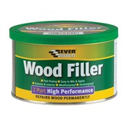 Everbuild Wood Filler High Performance 2 Part