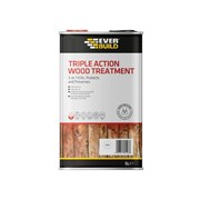 Everbuild Triple Action Wood Treatments