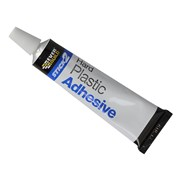 Everbuild Stick 2 Hard Plastic Adhesive 30ml